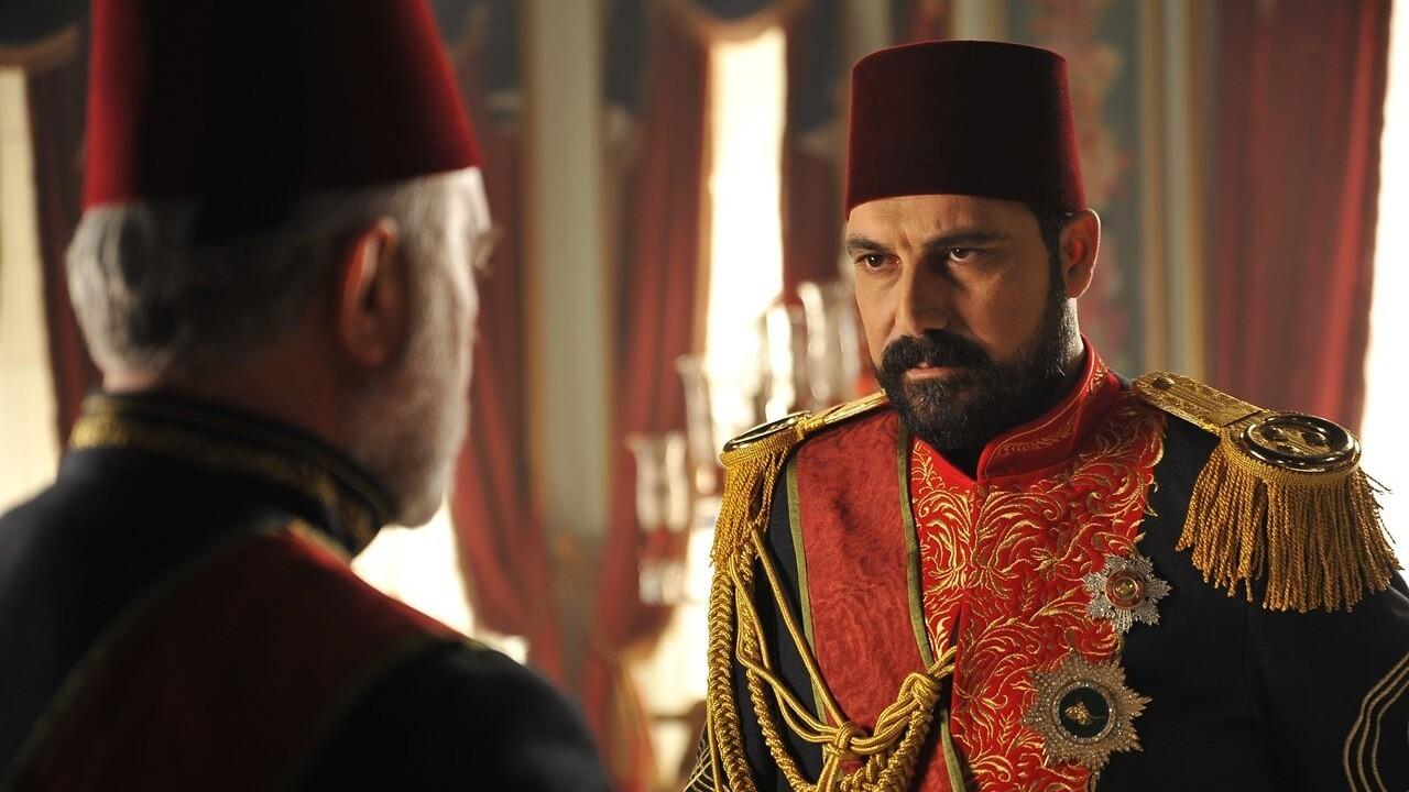 مسلسل السلطان عبد الحميد