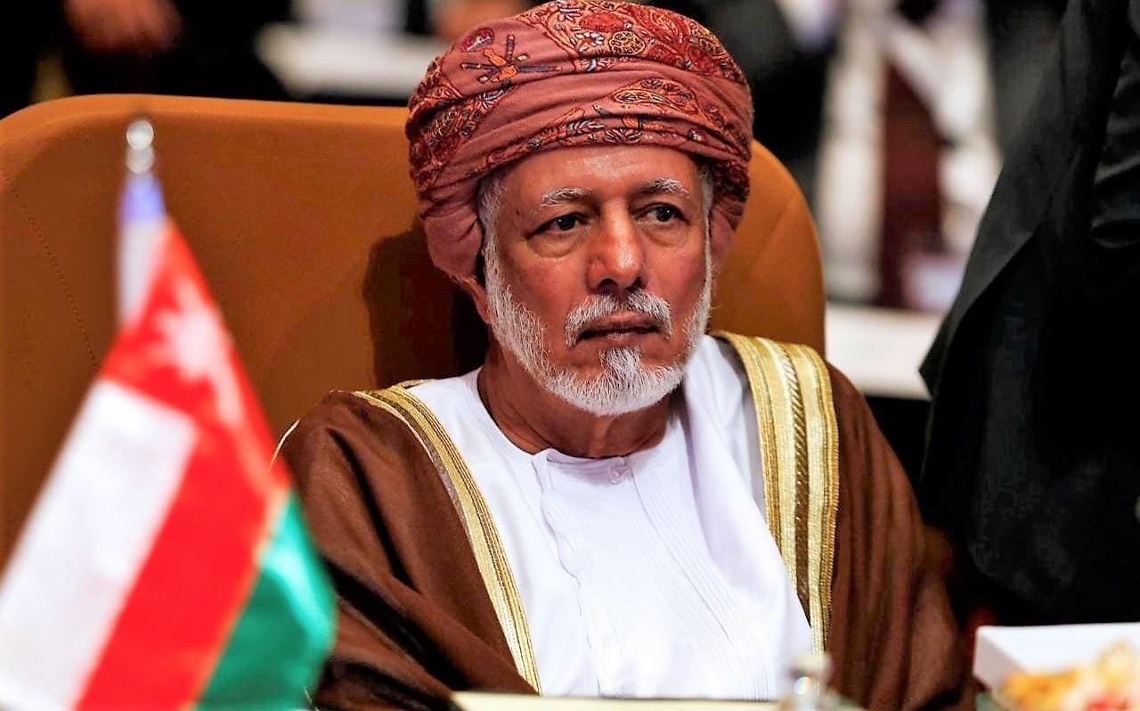 وزير الخارجية في سلطنة عمان يوسف بن علوي