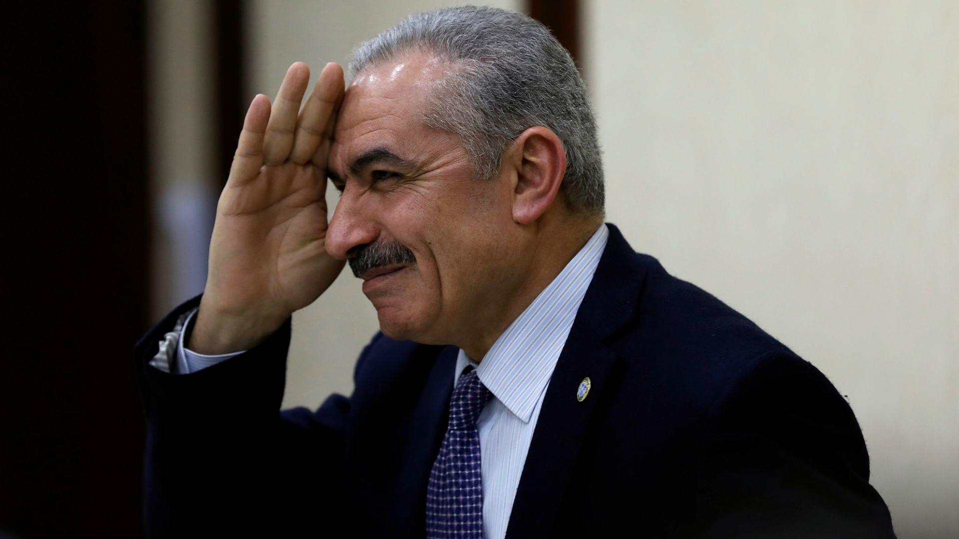 حماس: مشاورات حكومة اشتية غير وطنية وتعزز الانفصال