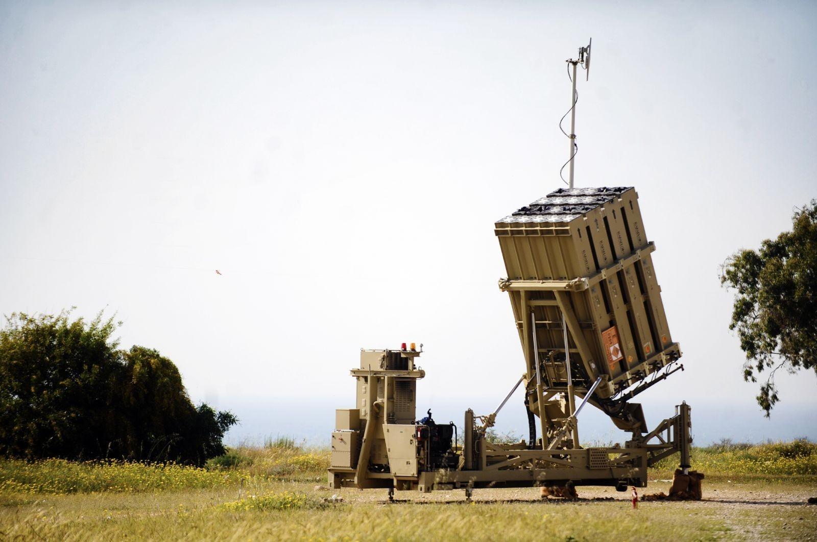 بسبب اليوروفيجن- نشر القبة الحديدية في إسرائيل