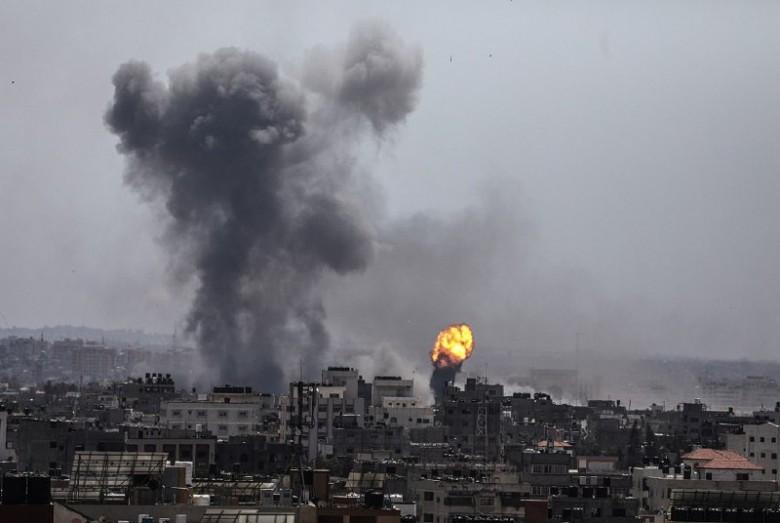 أنفوجرافيك: حصيلة العدوان الإسرائيلي على غزة