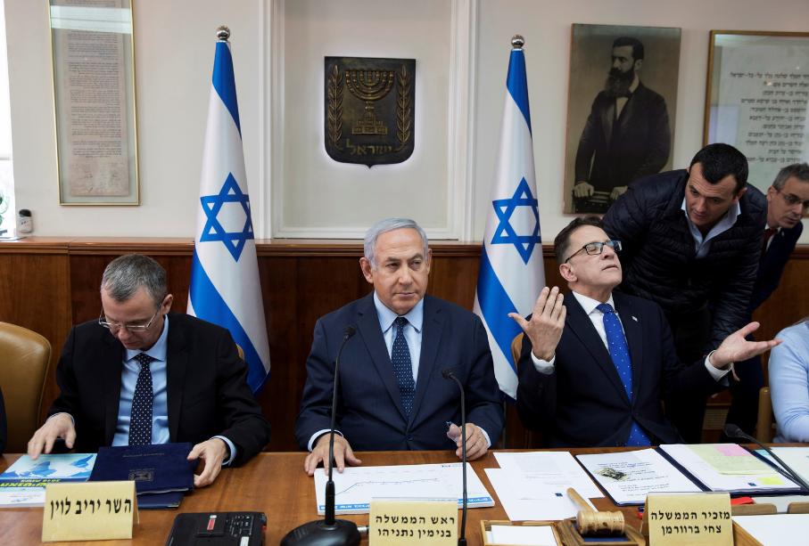 نتنياهو يعتزم إقالة وزيرين كجزء من الحرب مع ليبرمان