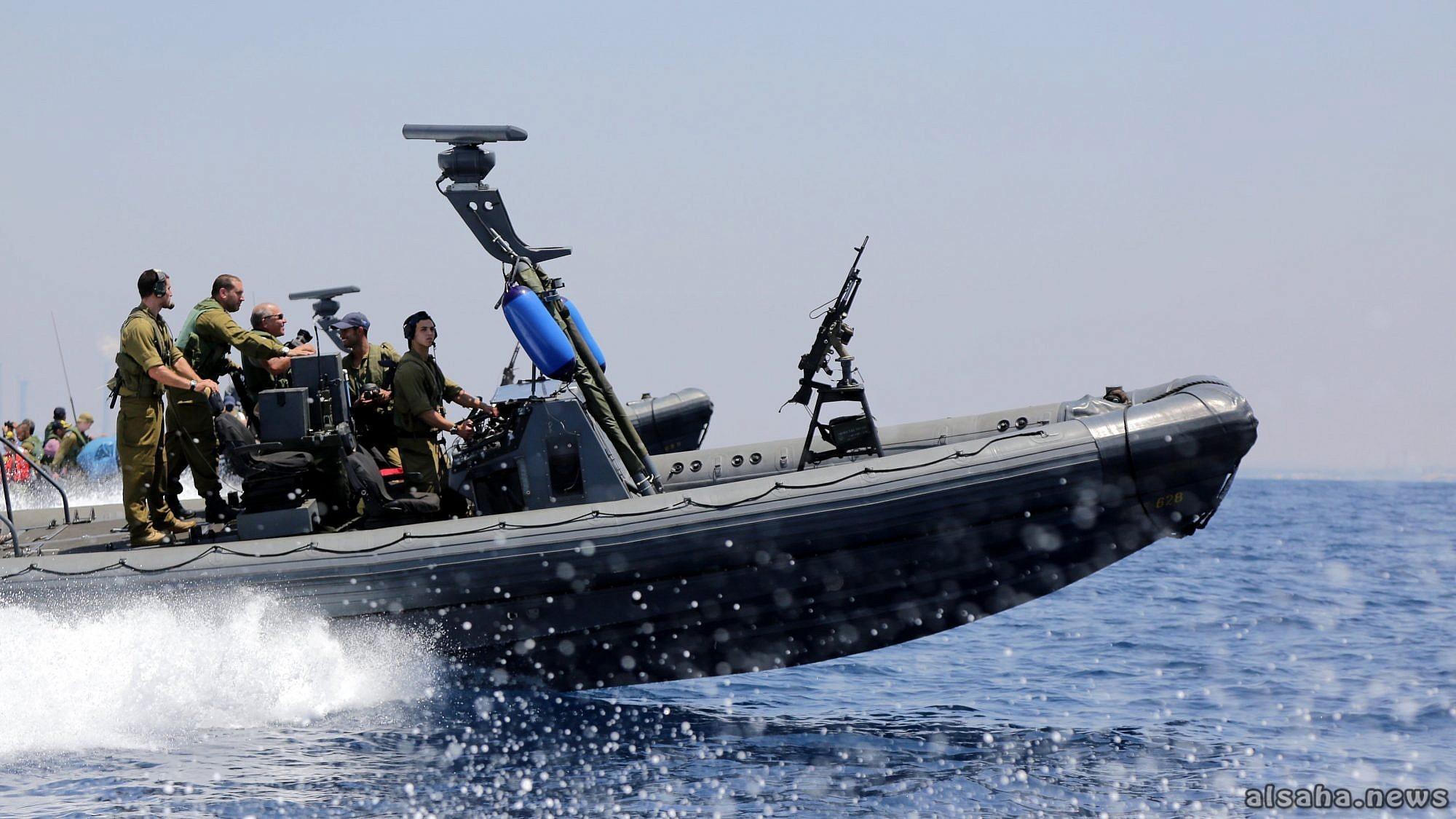 إصابة صياد بنيران الاحتلال في عرض بحر غزة