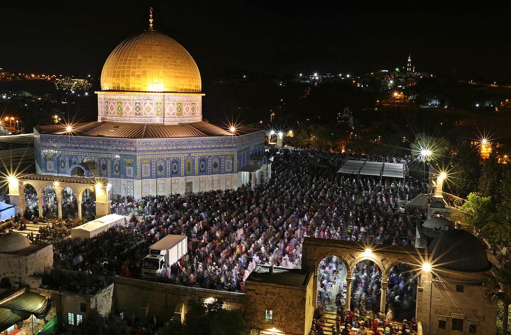"""الفصائل: """"القدس العالمي"""" فرصة لمواجهة الكيان واسقاط الصفقة"""