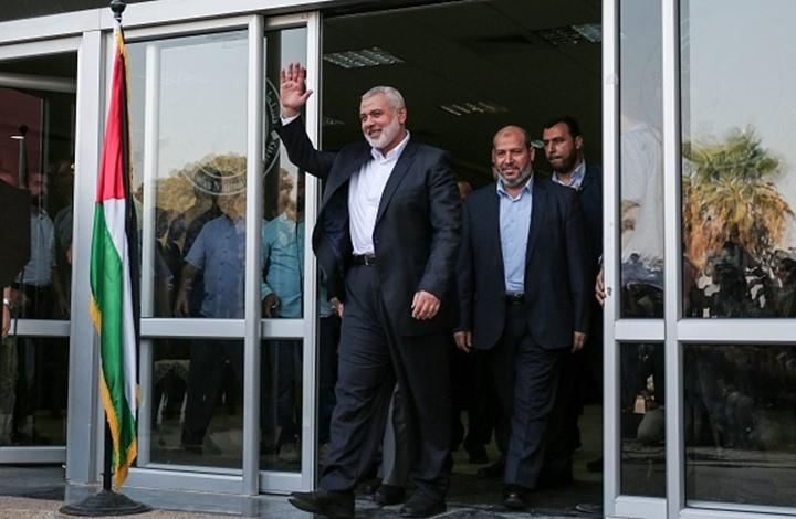 حماس قدمت طلبا لجولة خارجية لهنية.. ومصر تدعوه لزيارتها