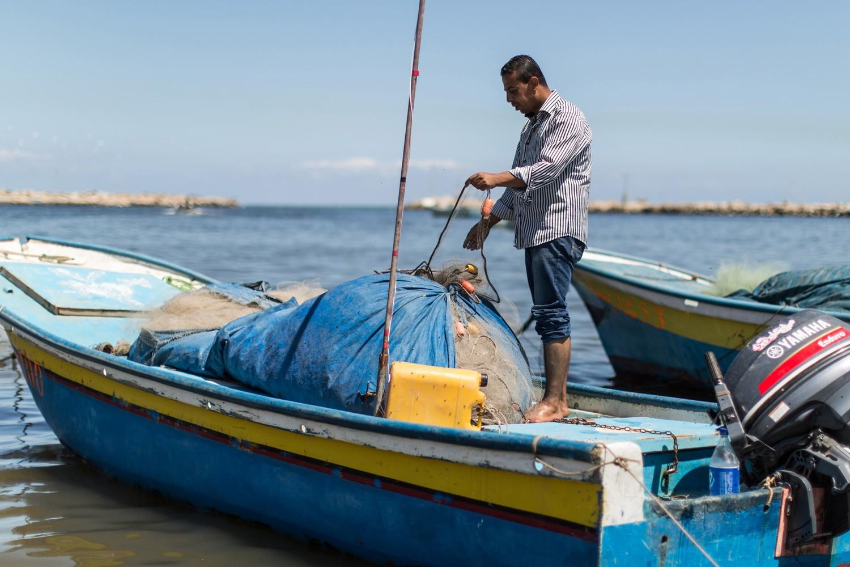 الاحتلال يقرر فتح بحر غزة حتى 10 أميال بدءا من صباح اليوم