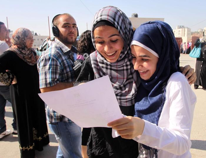 نتائج توجيهي الثانوية العامة 2019 في فلسطين