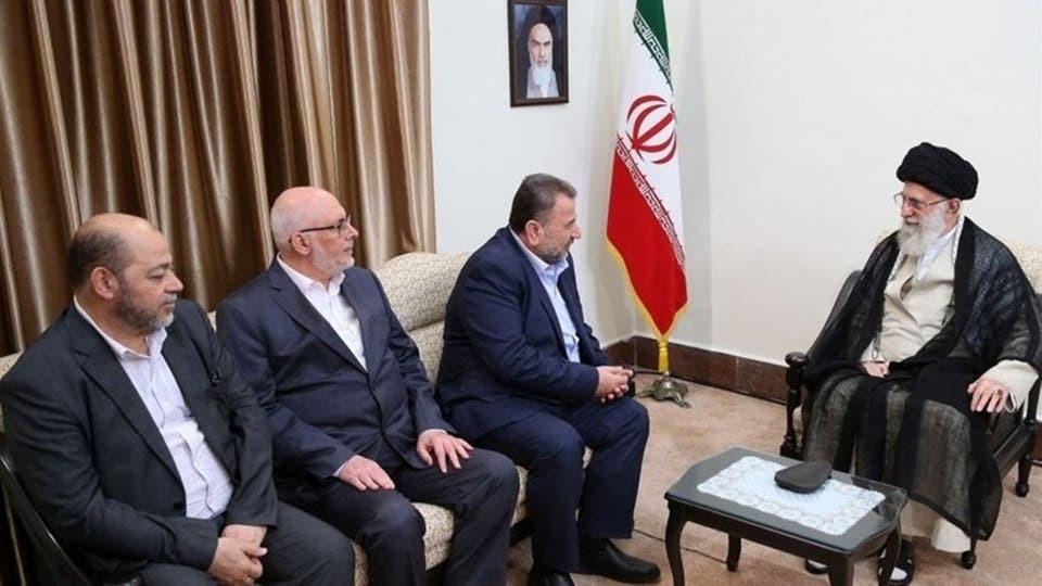 حماس: زيارتنا لطهران استراتيجية وهذه مضامين نتائجها