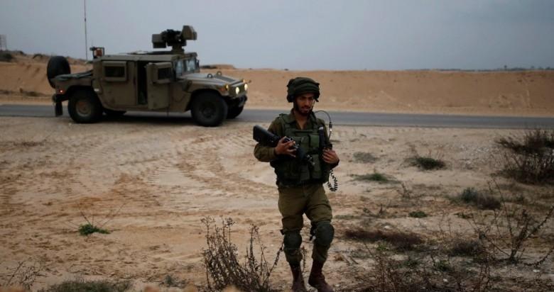 نشر لواء جولاني على حدود غزة