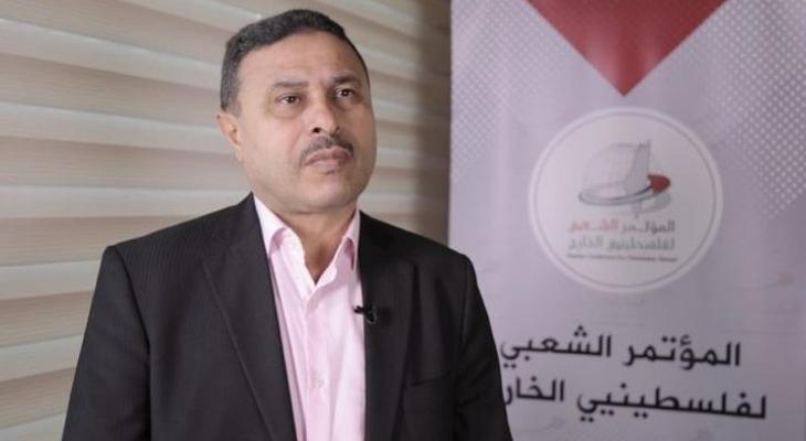 """علي هويدي مدير عام """"الهيئة 302 للدفاع عن حقوق اللاجئين"""" في لبنان"""