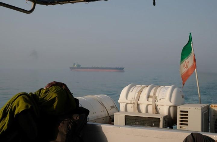 إيران تحذر واشنطن من احتجازها ناقلتها في المياه الدولية