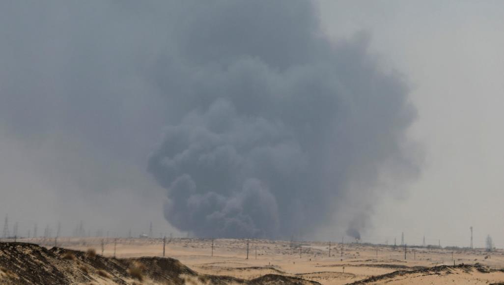 """أميركا والسعودية حدّدتا موقع انطلاق هجوم """"أرامكو"""