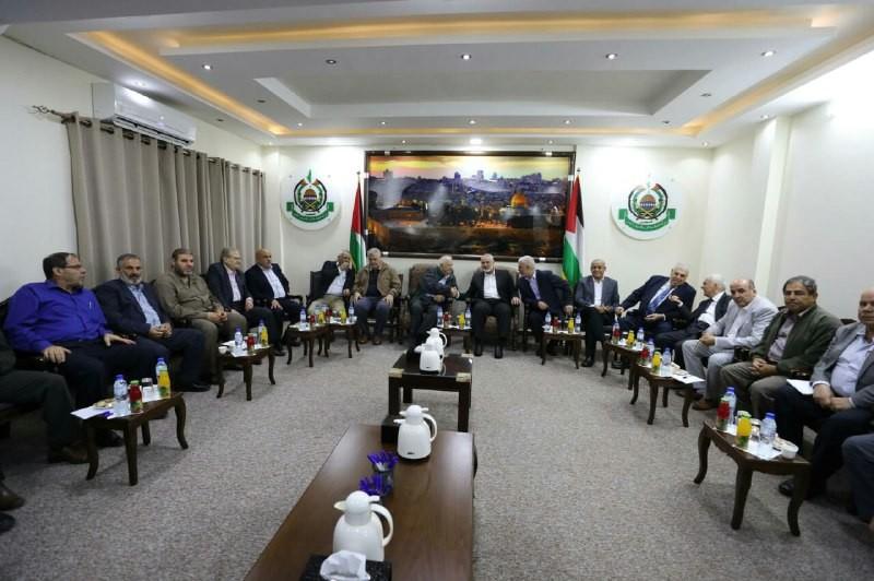 حماس: أبلغنا لجنة الانتخابات والفصائل جهوزيتنا الكاملة للانتخابات