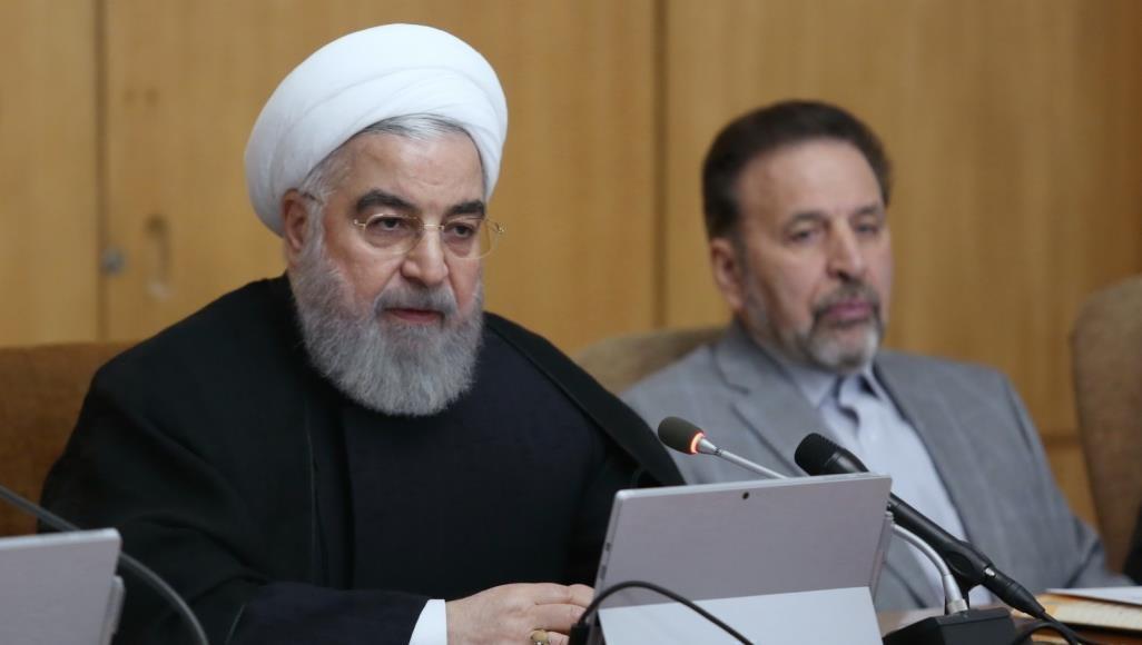 الرئيس روحاني