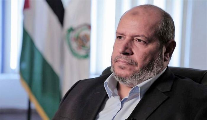 """الحية يستعرض قضايا """"زيارة مصر والتهدئة والانتخابات وجولة هنية الخارجية """""""