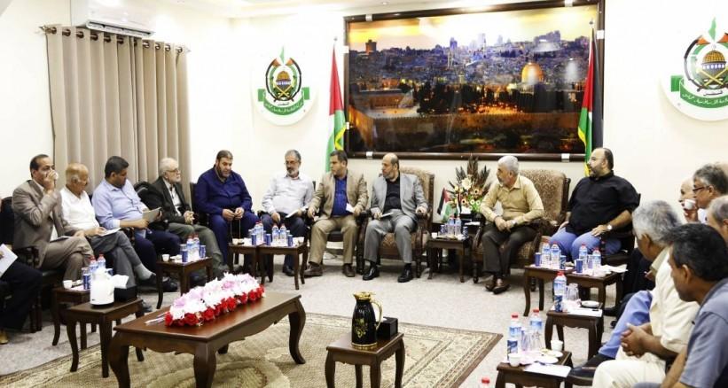 فصائل للرسالة: حماس عززّت موقع الشراكة وقدمت تنازلات للمصالحة