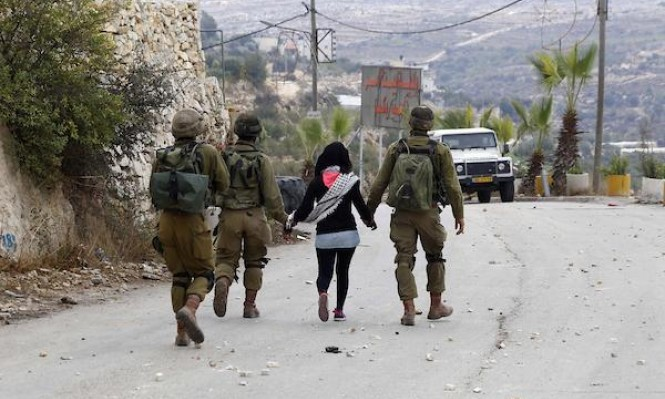 الاحتلال يعتقل طفلة قرب الحرم الابراهيمي بالخليل