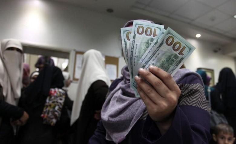 وزارة التنمية تكشف حقيقة الكشوفات الملحقة لمنحة ال100$ القطرية