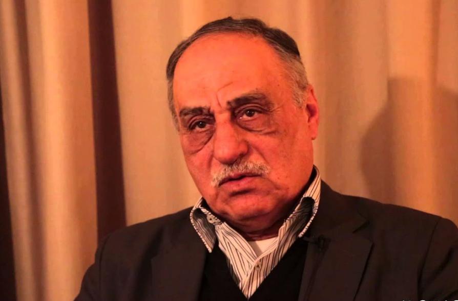 أبو أحمد فؤاد نائب الأمين العام للجبهة الشعبية لتحرير فلسطين