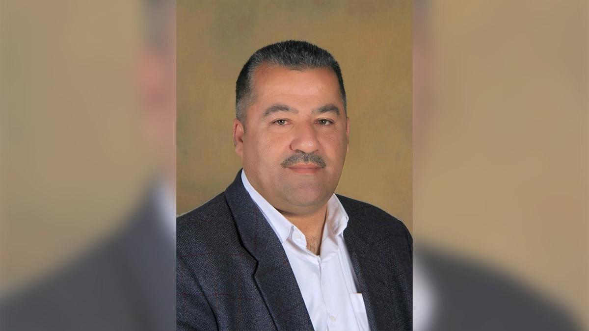 خليل عساف رئيس تجمع الشخصيات المستقلة ونائب رئيس لجنة الحريات بالضفة