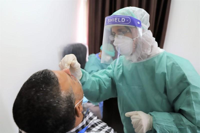 11 وفاة و491 إصابة جديدة بفيروس كورونا  في الضفة