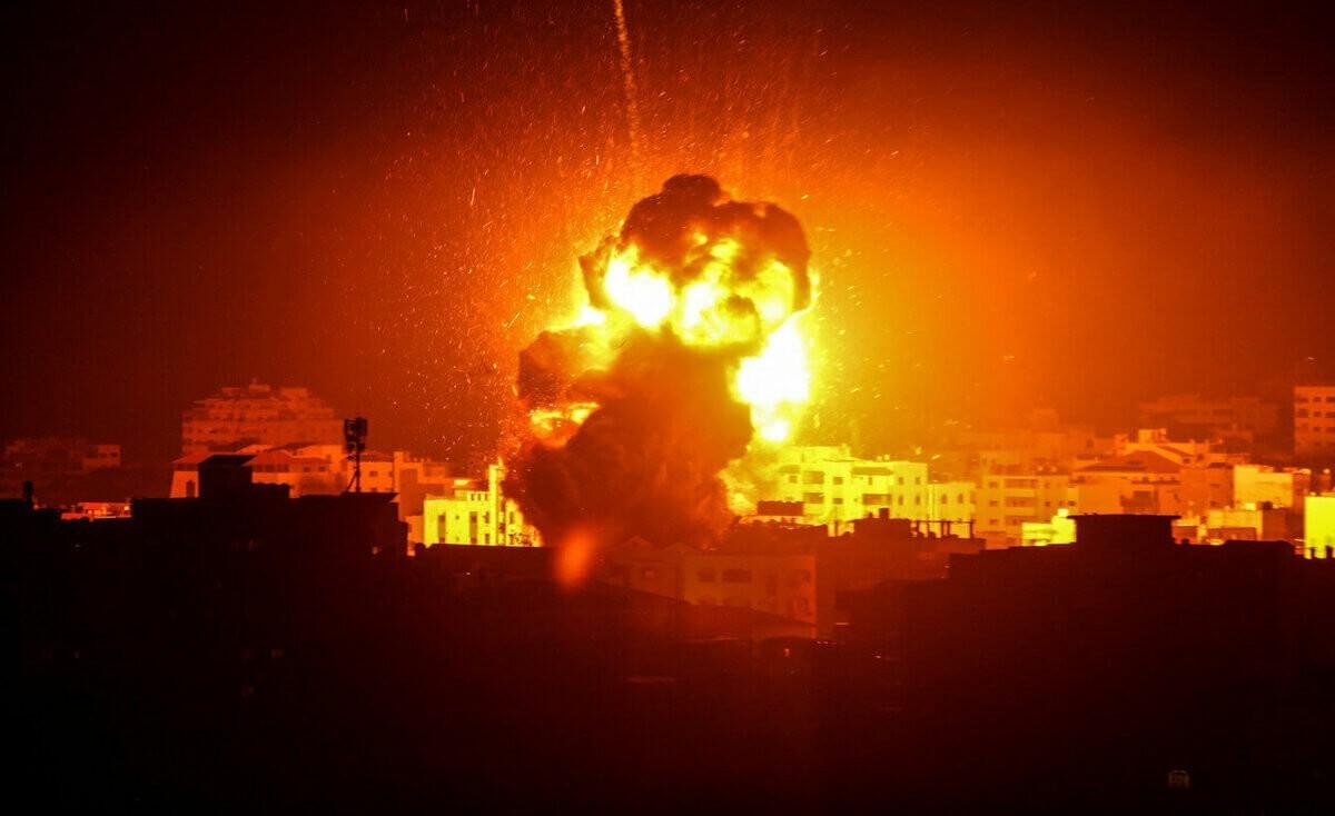 لحظة بلحظة.. العدوان (الإسرائيلي) على قطاع غزة