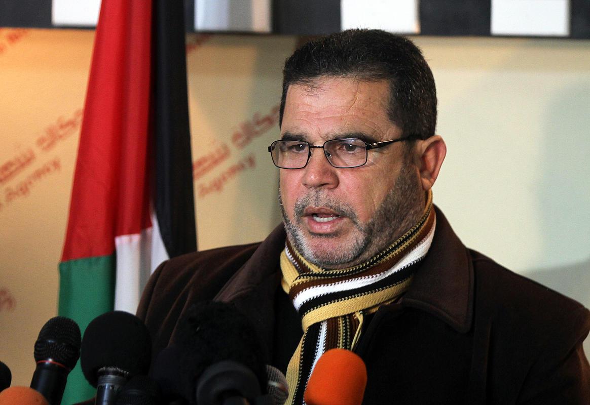 صلاح البردويل القيادي في حماس