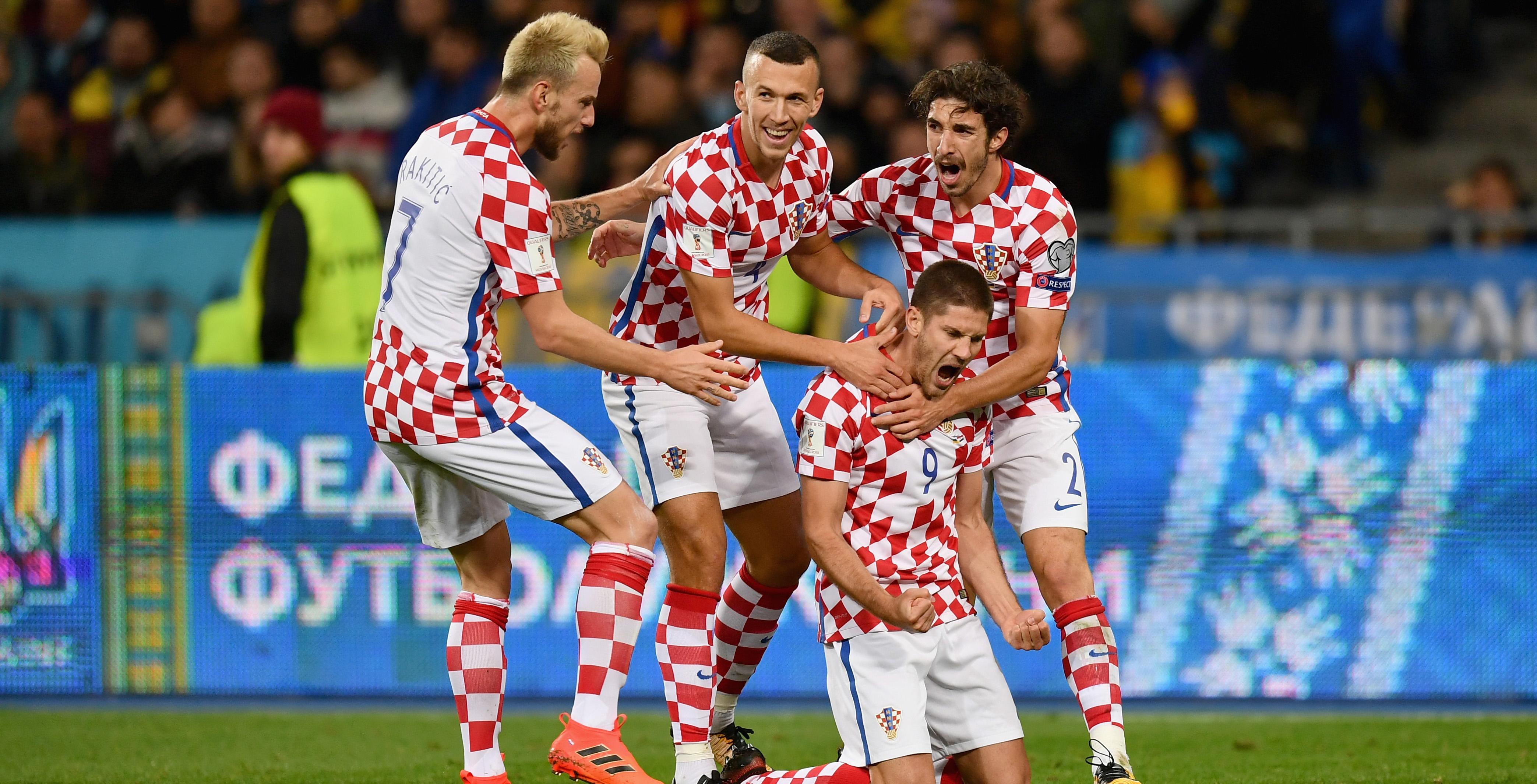 الرسالة نت - كرواتيا تتسلح بسجلها المثالي للتأهل للمونديال