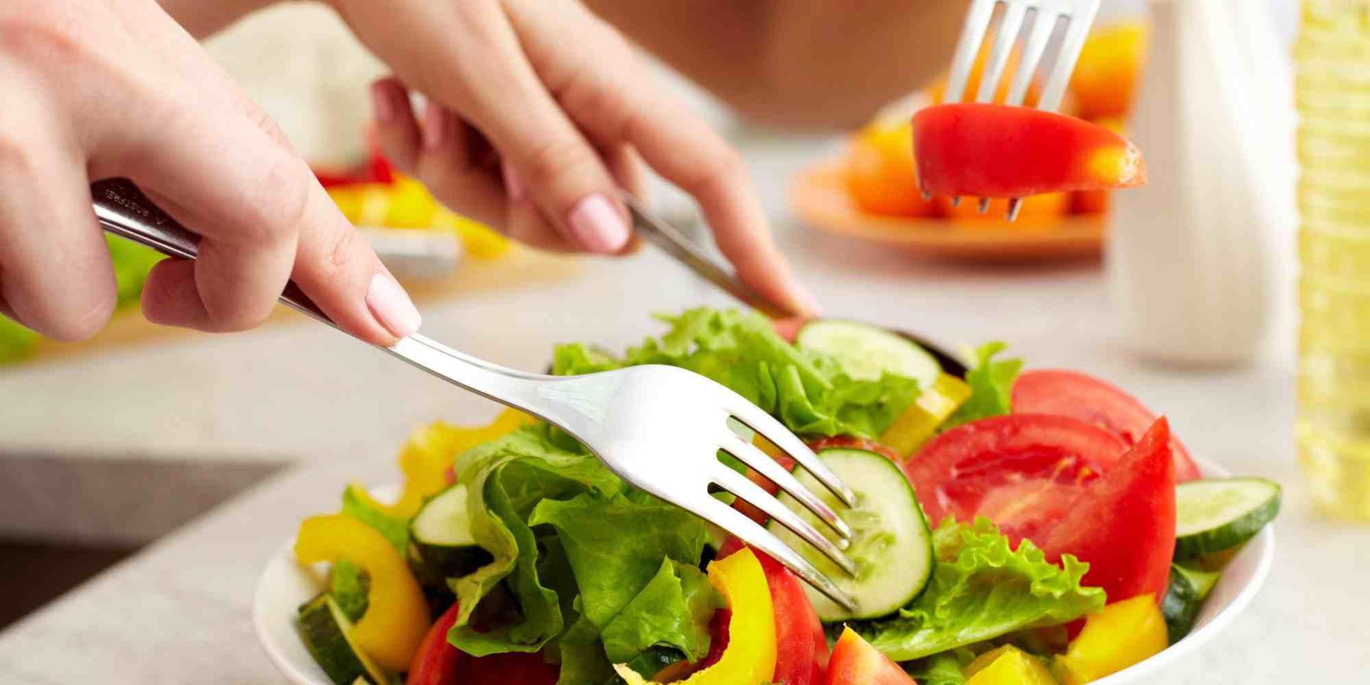 وجبة غذائية متكاملة
