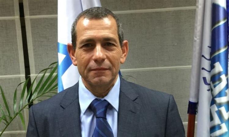 الرئيس الجديد لجهاز الأمن الإسرائيلي (الشاباك) نداف أرغمان