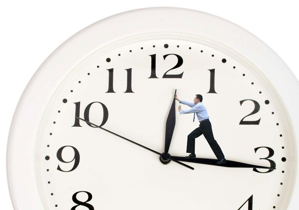 61441db41 سؤال اليوم: كم الساعة الآن؟ - الرسالة نت